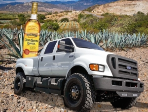 FORD TEQUILA