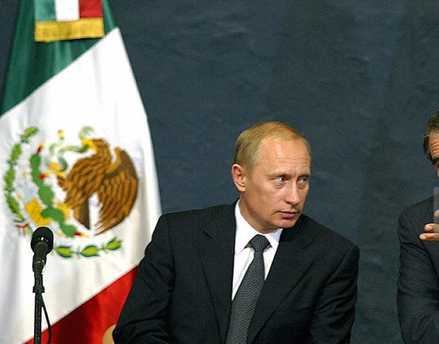 Russia Starts News Network in Mexico